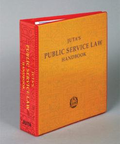 Public Service Law Handbook