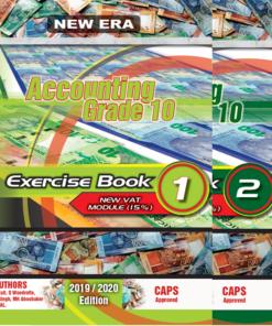 New Era Accounting Grade 10 Workbook 1 and 2