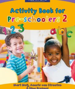 New All-In-One Activity Book for Pre-schoolers 2