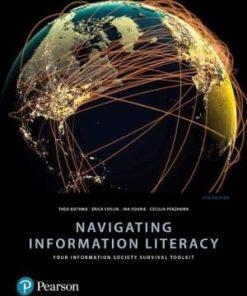 Navigating Information Literacy (5th edition)
