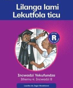 Platinum Lilanga lami Lekutfola ticu Libanga R Incwadzi Yekufundza iThemu 4 Incwadzi 8 (Siswant)