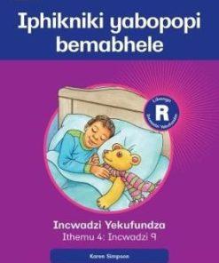 Platinum Iphikniki yabopopi bemabhele Libanga R Incwadzi Yekufundza iThemu 4 Incwadzi 9 (Siswant)