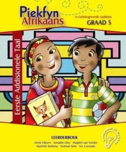 Piekfyn Afrikaans Graad 5 Eerste Addisionele Taal Leerderboek