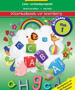 Alles-In-Een Klankeboek vir leerders Huistaal Vlak 1