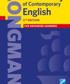 Longman Dictionary of Contemporary English 6th Edition (Paperback) with DVD-ROM