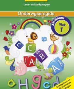 Alles-In-Een Klankeboek vir leerders Huistaal Onderwysersgids Vlak 1