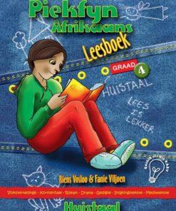 Piekfyn Afrikaans Graad 4 Huistaal Leesboek