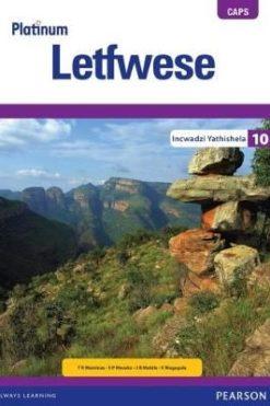 Platinum Letfwese Grade 10 Teacher's Guide (Includes Control Test Book) (SiSwati Home Language)