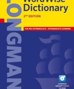 Longman WordWise Dictionary (Paperback) with CD-ROM