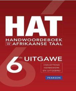 HAT Handewoordeboek van die Afrikaanse Taal 6de Uitgawe