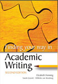 Finding your way in academic writing 2/e