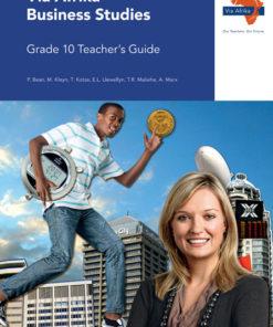 Via Afrika Business Studies Grade 10 Teacher's Guide