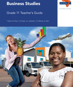 Via Afrika Business Studies Grade 11 Teacher's Guide