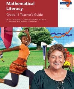 Via Afrika Mathematical Literacy Grade 11 Teacher's Guide