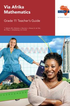 Via Afrika Mathematics Grade 11 Teacher's Guide