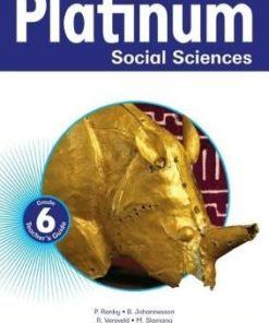 Platinum Social Sciences Grade 6 Teacher's Guide