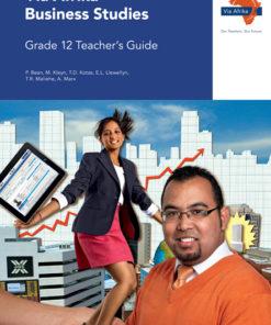Via Afrika Business Studies Grade 12 Teacher's Guide
