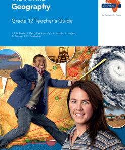 Via Afrika Geography Grade 12 Teacher's Guide