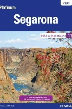 Platinum Segarona Grade 11 Learner's Book (Setswana Home Language)