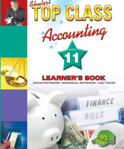 Shuters Top Class Accounting Grade 11 Learners Book