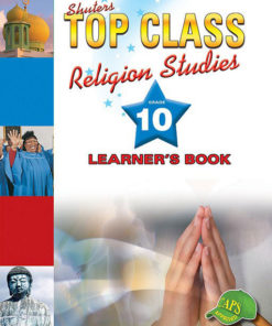 Shuters Top Class Religion Studies Grade 10 Learners Book