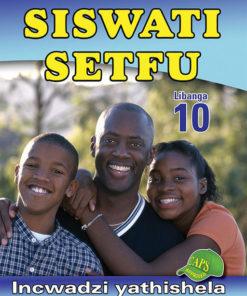 Siswati Setfu Libanga 10 Incwadzi yathishela