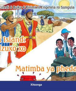 Robben Island: Xitsundzuxo xo hanya