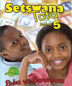 Setswana Tota Mophato 5 Buka ya Barutwana