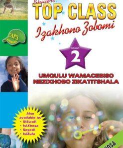 Shuters Top Class lzakhono Zobomi Ibanga 2 Umqulu Wamacebiso Nezixhobo Zikatitshala
