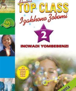 Shuters Top Class lzakhono Zobomi Ibanga 2 Incwadi Yomsebenzi