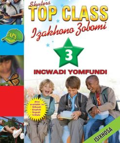 Shuters Top Class Izakhona Zobomi Ibanga 3 Incwadi Yomfundi