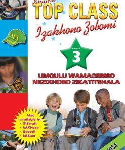 Shuters Top Class Izakhona Zobomi Ibanga 3 Umqulu Wamacebiso Nezixhobo Zikatitshala