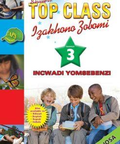Shuters Top Class Izakhona Zobomi Ibanga 3 Incwadi Yomsebenzi