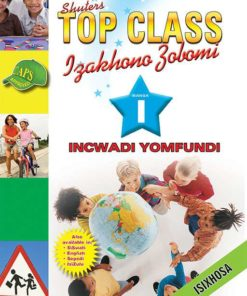 Shuters Top Class izakhono zobomi Ibanga 1 Incwadi Yomfundi