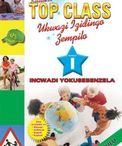Shuters Top Class Ukwazi izidingo Zempilo ibanga 1 Incwadi Yokusebenzela