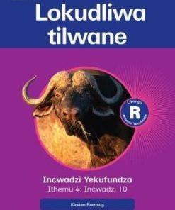 Platinum Lokudliwa tilwane Libanga R Incwadzi Yekufundza iThemu 4 Incwadzi 10 (Siswant)
