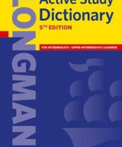 Longman Active Study Dictionary 5th Edition (Paperback)