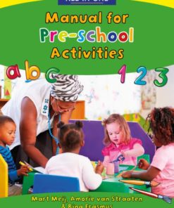 New All-In-One Manual for Pre-school Activities