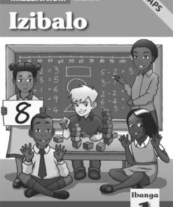 Millennium isiZulu Mathematics Grade 1 Learner's Workbook (Black & White)