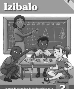 Millennium isiZulu Mathematics Grade 3 Learner's Workbook (Black & White)
