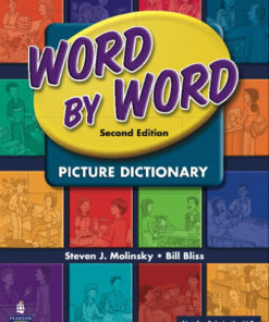 Word by Word Picture Dictionary BP