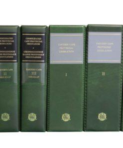 Provincial Legislation Service