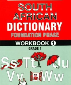 CHAMBERS-MACMILLAN SOUTH AFRICAN ILLUSTRATED DICTIONARY: FOUNDATION PHASE