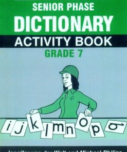 CHAMBERS-MACMILLAN SOUTH AFRICAN SENIOR PHASE DICTIONARY