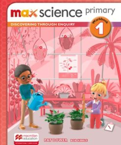 MAX SCIENCE FOR CIE PRIMARY WB 1