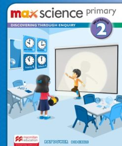 MAX SCIENCE FOR CIE PRIMARY WB 2