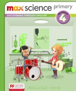 MAX SCIENCE FOR CIE PRIMARY WB 4