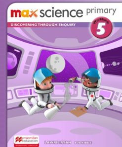 MAX SCIENCE FOR CIE PRIMARY WB 5
