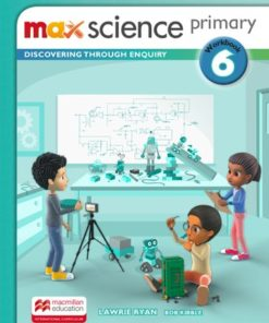 MAX SCIENCE FOR CIE PRIMARY WB 6