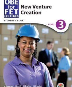 OBE for FET Colleges New Venture Creation Level 3 Student's Book